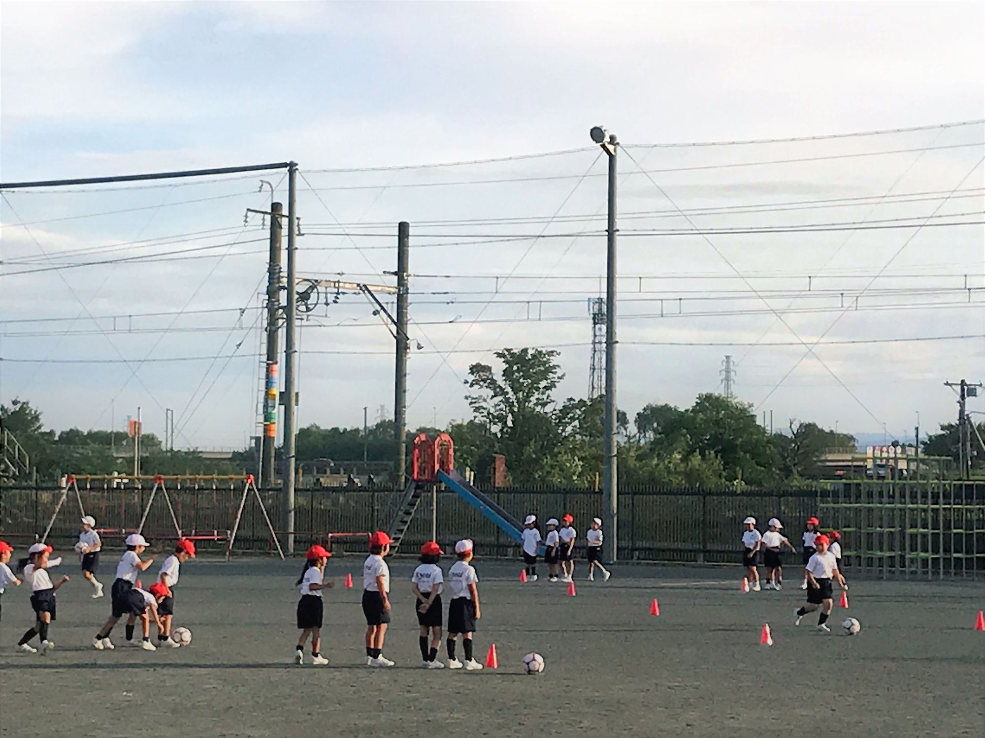 アフタースクールサッカー教室